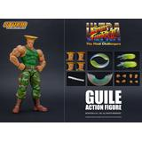 Ultra Street Fighter II: Guile Action Figure
