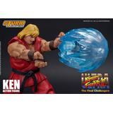 ULTRA STREET FIGHTER II The Final Challengers: Action Figure Ken