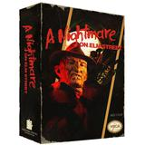 A Nightmare on Elm Street: Freddy Krueger 7-inch Action Figure Classic 1989 Video Game Appearance