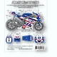1/12 Yamaha 2009 Ben Spies (Wild Card)
