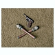 1/8 Walther P38 & Stielhandgranate Grenade w/Grip Set