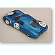 1/24 CD Peugeot SP 66 Le Mans 1966-67