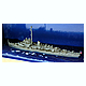 1/700 WWII USN Escort Destroyer DE-766 Slater