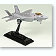 1/144 JASDF F-35J Lightning II Completed Model
