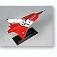 1/144 J35O Draken 1000 Years of Austria (Completed Model)
