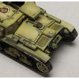 1/72 Girls und Panzer das Finale Type M41 Semovente(Self-propelled Artillery) Anzio High School