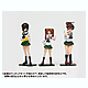 1/35 Girls & Panzer: Kame-san Team Figure Set