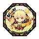 Fate/Grand Order Charamyu Trading Acrylic Badge: 1 Box (11pcs)
