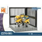 Prime Collectable Figure Minions: Minions in Prison Statue PCFMINI-05