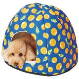 Dragon Ball Pet Goods: Dome Bed Dragon Ball & Flying Nimbus Pattern