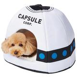 Dragon Ball Pet Goods: Dome Bed Capsule Corp.