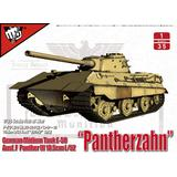 1/35 German E-50 Ausf.F Pantherzahn Turret
