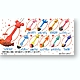 Disney Spoon Mascot 1 Box (10pcs)