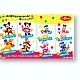 Disney Swing Plate Mascot: 1 Box (8pcs)