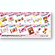 Sanrio Candy Mascot 1 Box (12pcs)