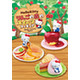 Hello Kitty: Apple Forest Sweets Figure: 1 Box (8pcs)