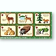 Animal Encyclopedia: 1 Box (6pcs)
