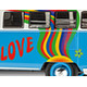 1/24 VW Samba Bus Flower Power