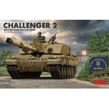 1/35 Challenger 2 British Main Battle Tank