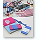 iPhone 4/4S Case Plastic Model Kit B Parts Pink