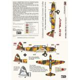 1/72 Ki-32 Mary Unknown and Less Known Units Decal