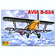 1/72 Avia B.534 4th Version