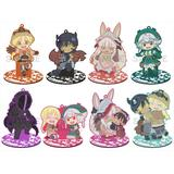 Made in Abyss: Dawn of the Deep Soul: Rubber Stand Collection 1 Box 8pcs