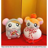 Zodiac Hamtaro Plush Toy Rice Cake