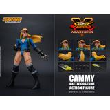 Street Fighter: V Action Figure Cammy Battle Costume