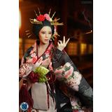 1/6 Oiran Costume & Headset