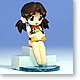 Evangelion Pool Side Mini Display Figure 2009: Hikari