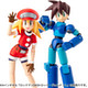 4 Inch Nel Mega Man Legends: Roll Caskett
