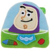 Toy Story: Plush Toy Badge Buzz Face
