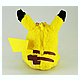 Pikachu Stuffed Toy Pouch