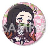 Demon Slayer: Kimetsu no Yaiba: Wachatto! Trading Can Badge 1 Box 13pcs