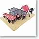 1/150 Miniatuart Kit Studio Ghibli Series : My Neighbor Totoro Satsuki & Mei's House