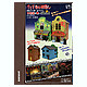 Miniatuart Kit Studio Ghibli Series : Spirited Away Town Of Mystery-1