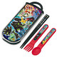 Pokemon the Series: XYZ Chopsticks, Spoon & Fork Set in Slide Case Lightweight