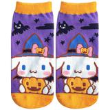 Character Socks Cinnamoroll Pumpkin Ladies (22-24cm)