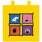 Color Tote Bag Moomins Picture Frame