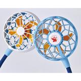 DF210EVWB Double fan ver.2.0 Evangelion Sport Rei Ayanami model