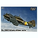 1/72 Reggiane Re.2002 BIS Ariete II Final Ver.