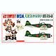 1/144 A6M5a Model 52a Zero Fighter 252nd FG 304th Squadron