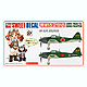 1/144 A6M5c Model 52c Zero Fighter 601st FG 310th Squadron