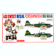 1/144 A6M5c Model 52c Zero Fighter 352nd FG