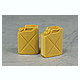 1/35 WWII German Jerrycan Set C