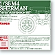 1/35 M4 Sherman HVSS Suspension Set w/T80 Tracks