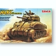 1/35 US Medium Tank M4A1 Sherman (Direct Vision Type)