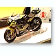 1/12 Yamaha YZR-M1 2009 Monster Yamaha Tech 3