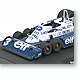 1/20 Tyrrell P34 1977 Monaco Grand Prix #3 (Completed Model)